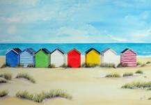 Beach Huts 2