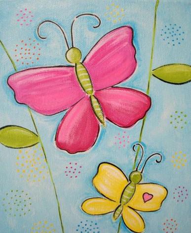Butterfly Cuteness
