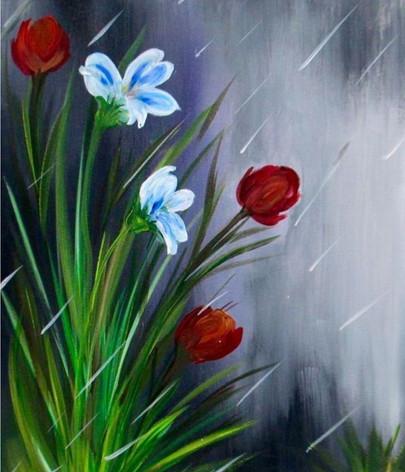 Rainy Spring_