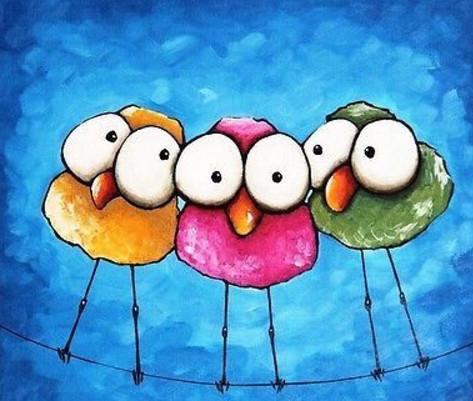 Birdy Trio