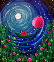 Night Poppies