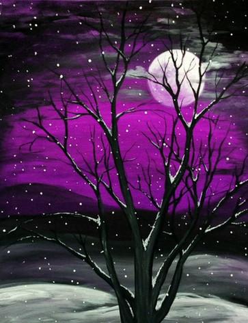 A Long Winter's Night