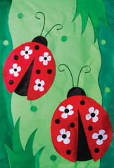 Lovely Lady Bugs