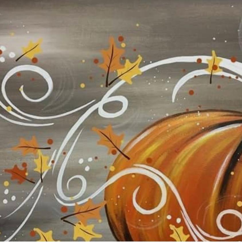 Whimsical Pumpkin *Register through Arden Parks-Link Provided*