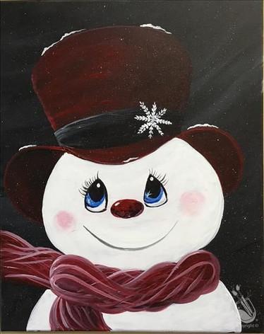 Little Miss Snow