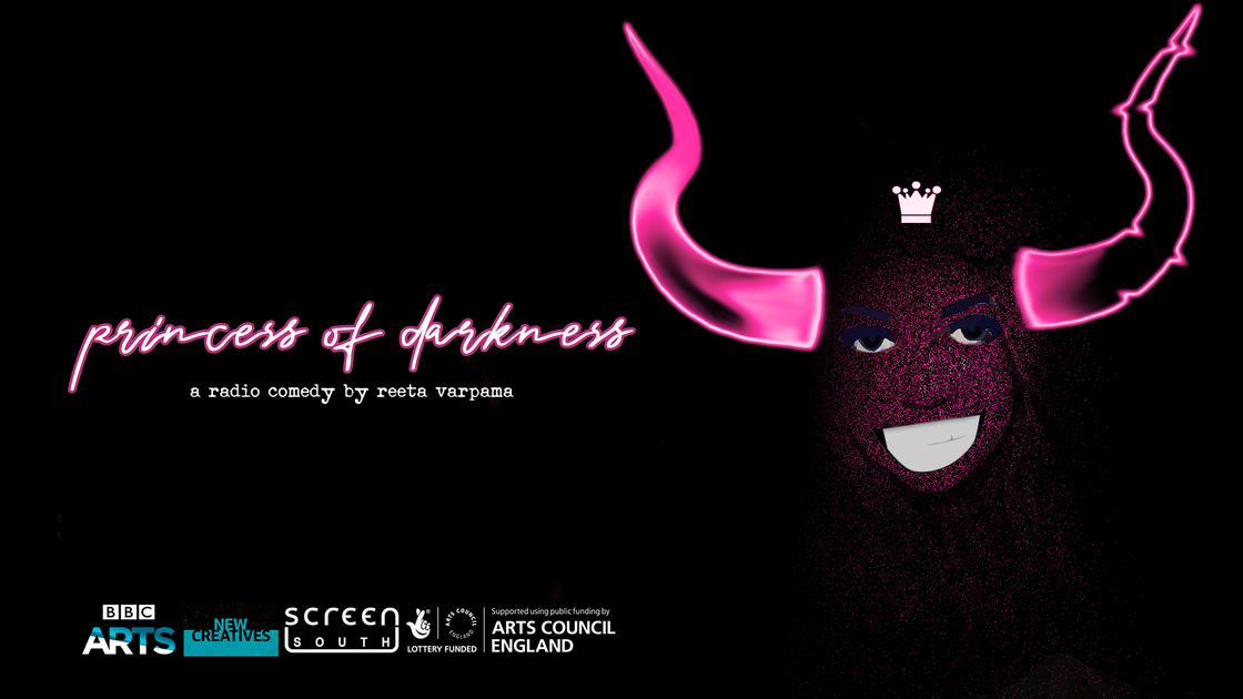 Princess of Darkness 16-9 with title and