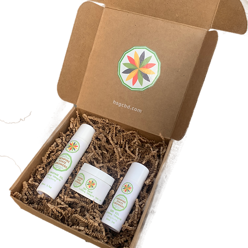 HSG CBD Self-Care Kit