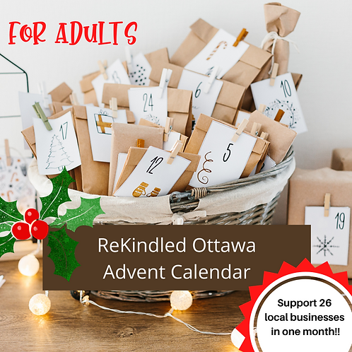 Advent Calendar For Adults