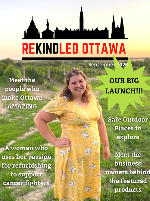 ReKindled Ottawa Magazine Subscription