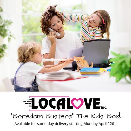 Kids Boredom Busters Box