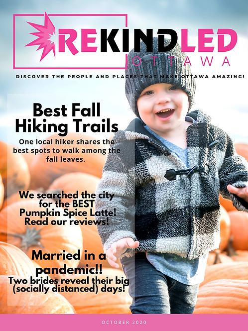 ReKindled Ottawa Print Magazine