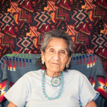 Grandma Alice, Navajo Reservation (2015)