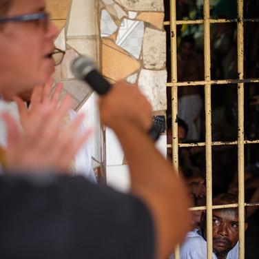 Prison Mass, Brazil (2020)