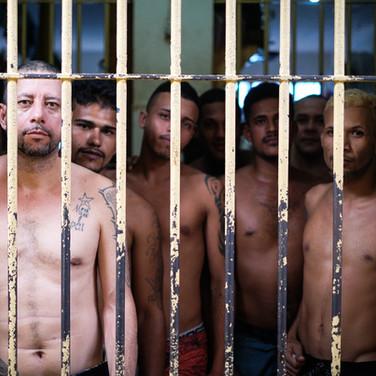 Prison overcrowding in Brazil (2020)