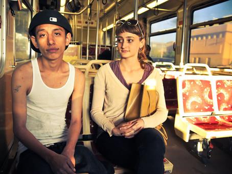 Albuquerque Bus Stops: An Ethnography