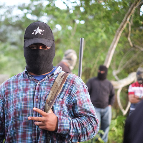 Vecinos Organizados, Guatemala