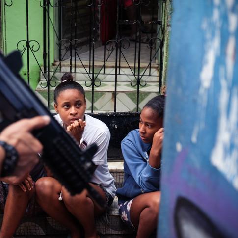 Community Policing, Salvador de Bahia (2017)