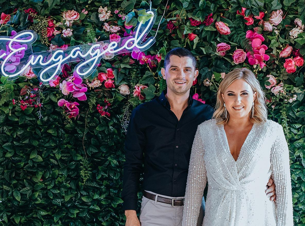Sydney Flower Wall Company
