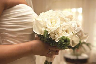 Le bouquet de la mariée selon Oya Fleurs