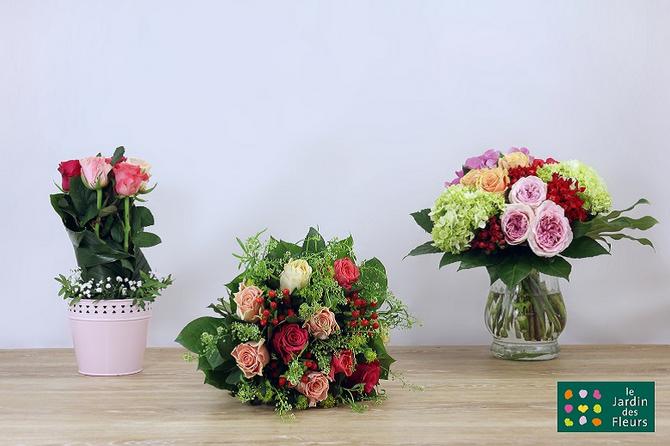 Les bouquets font fondre le cœur des mamans