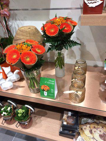 Oya Fleurs de Cholet passe au nouveau concept