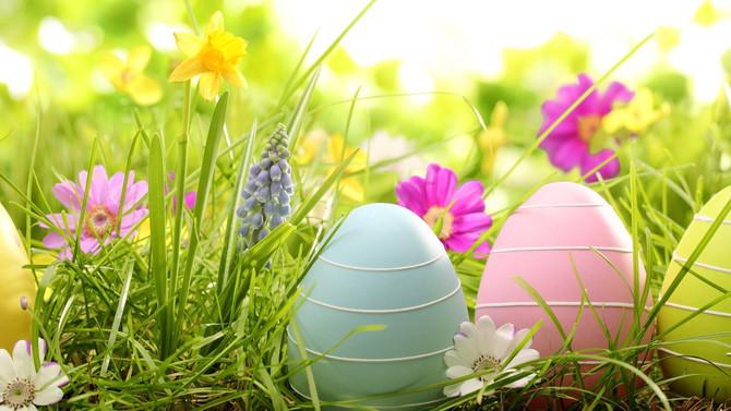 Oya crée les Fleurs à oreilles pour Pâques 2015