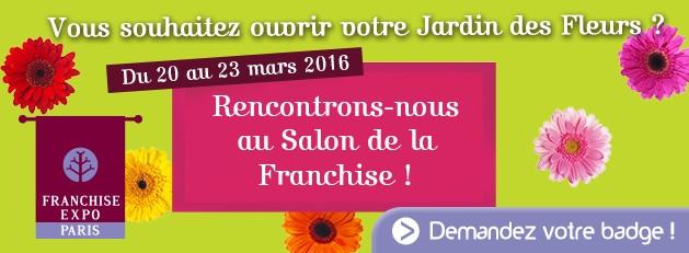 Franchise Expo Paris 2016 : réussir et entreprendre