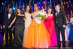 Oya Fleurs réalise les bouquets de Miss Prestige 2017