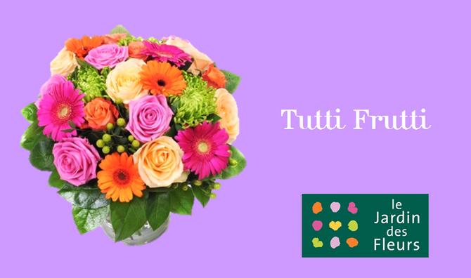 Des grands-mères Tutti Frutti