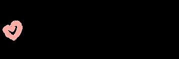 Radine Dempsey hair stylist logo by Juxtapoze Studios