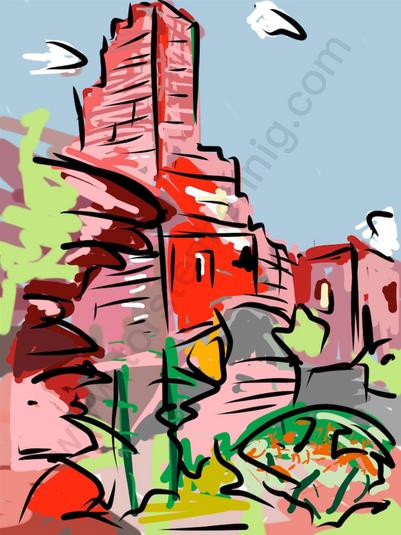 Burg Tanstein