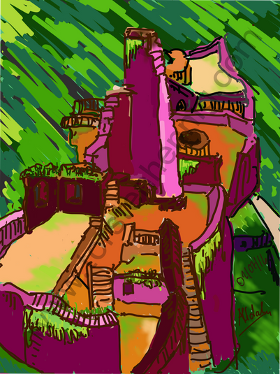 Burg Grafendahn