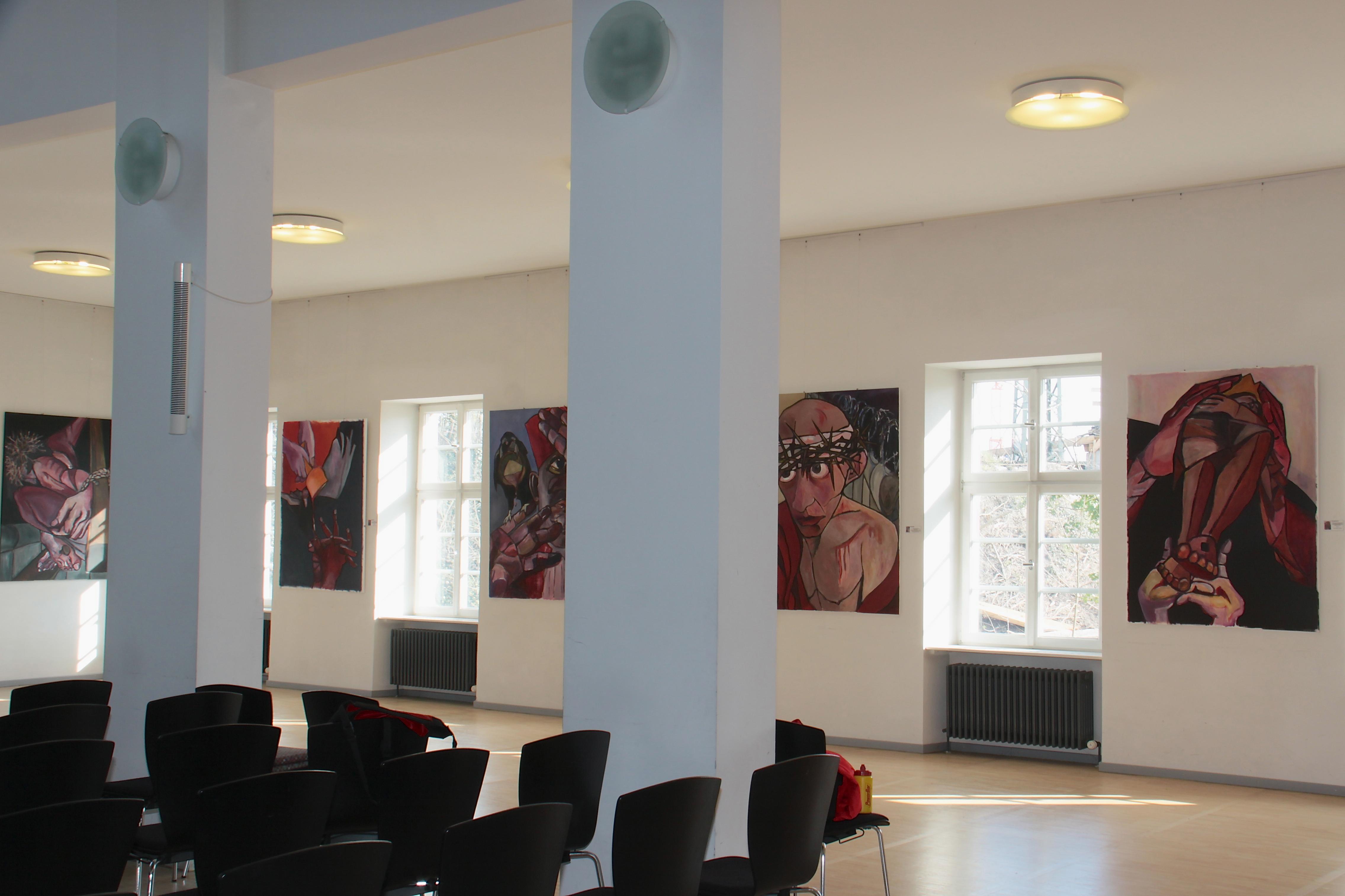 Paul-Gerhardt-Kirche-Innenraum