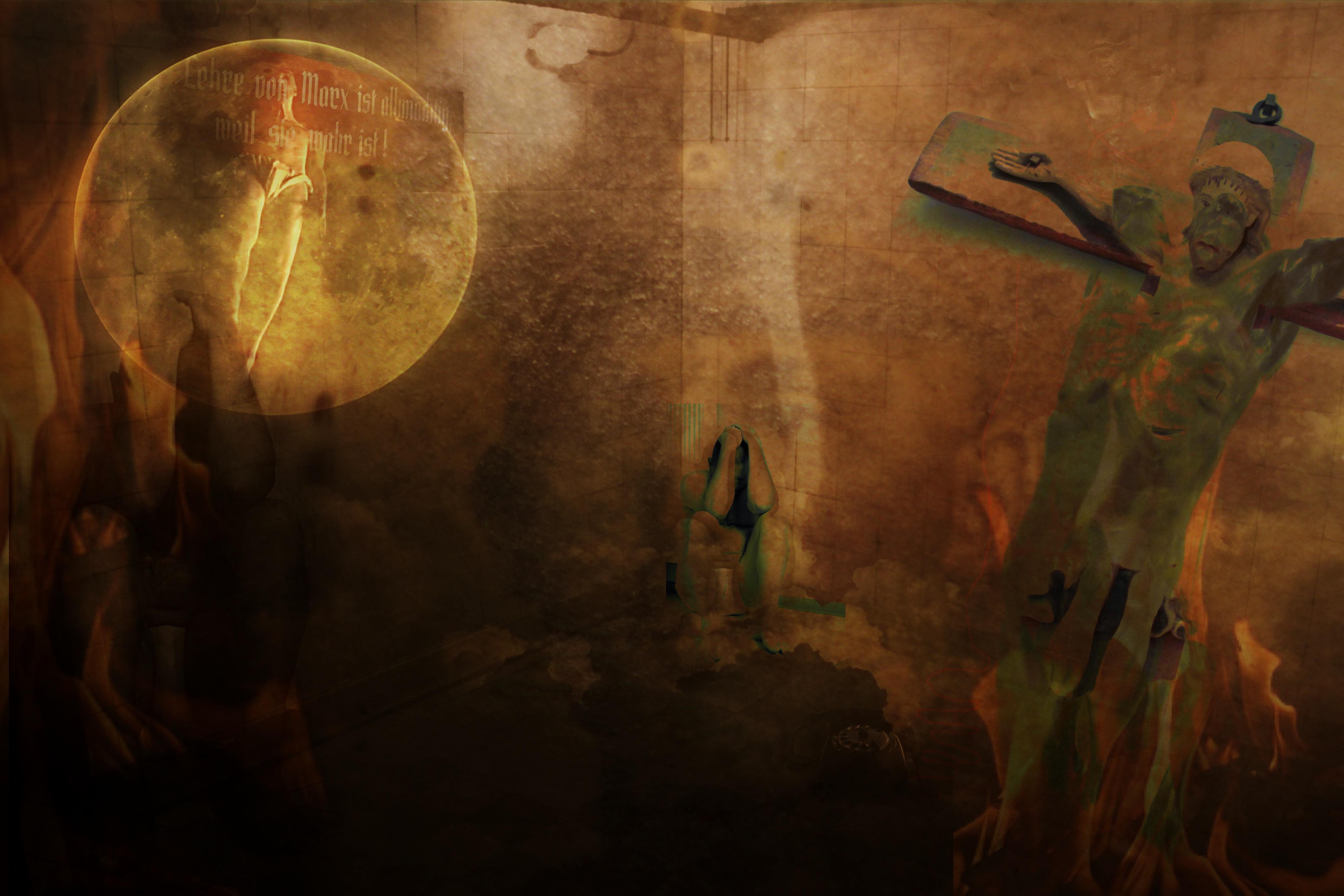 Kreuz und Auferstehung