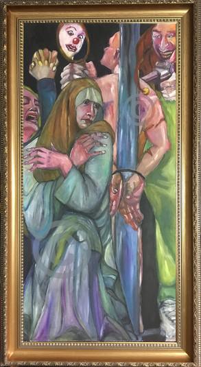 Der Heilige Sebastian