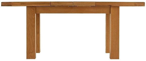 OAK-1.8BET 180/230cm Extending Oak Butterfly Table
