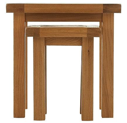 OAK- N2T Nest of 2 Tables