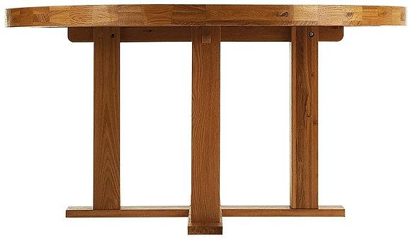 OAK-15RT 150cm Round Oak Table