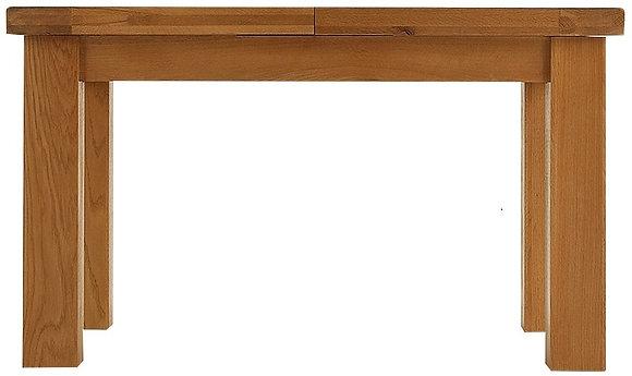OAK-1.3BET 130/180cm Extending Oak Butterfly Table