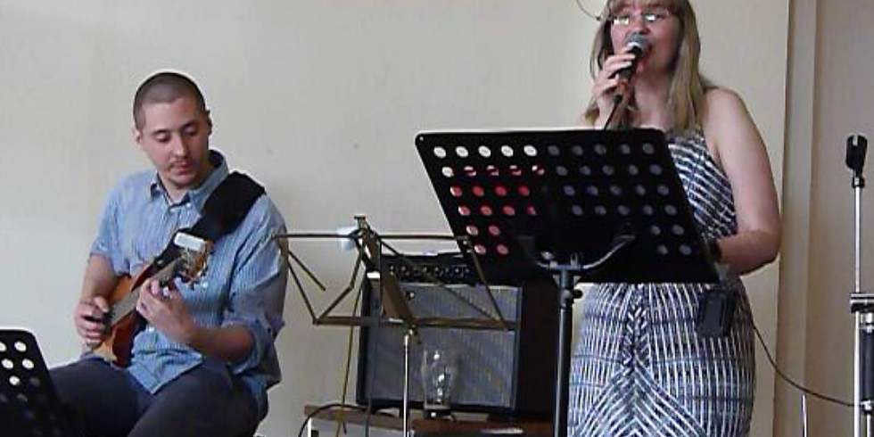 MBW Duo (funk, jazz, pop, Latin) at The Blue Lagoon, Hilsea