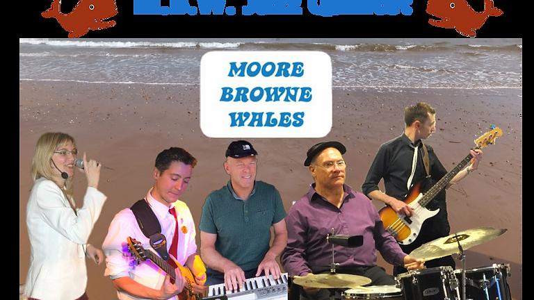 MBW (Jazz Quintet) at Waterlooville Music Festival