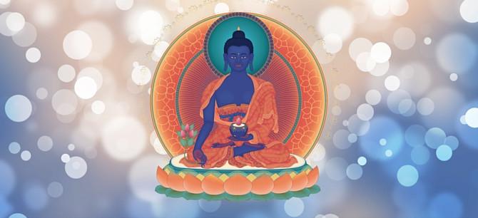 Cerimônia do BUDDHA DA CURA