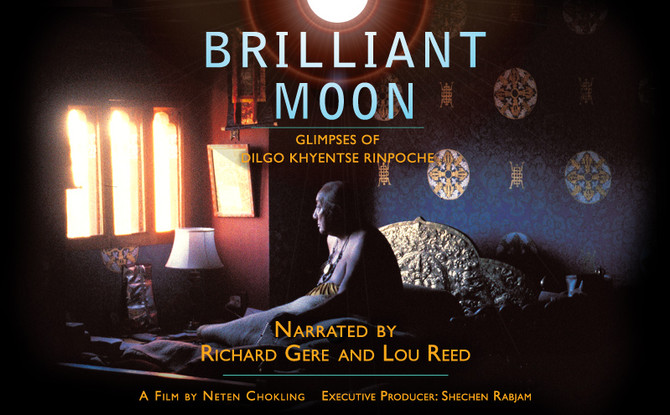 Sessão de Cinema Comentado | Brilliant Moon: Glimpses of Dilgo Khyentse Rinpoche (legendado)