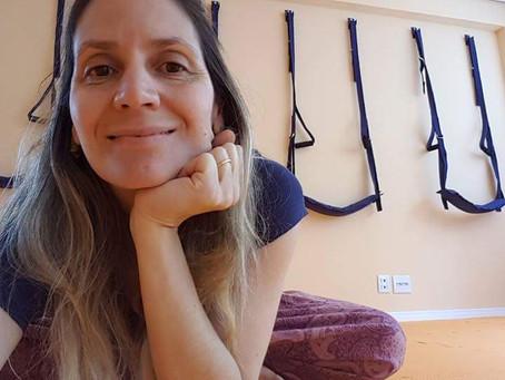 Como nasceu o Simis Yoga Studio