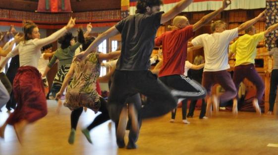 Kum Nye DANCE, a dança dos lamas | 30/1, 3a. feira.