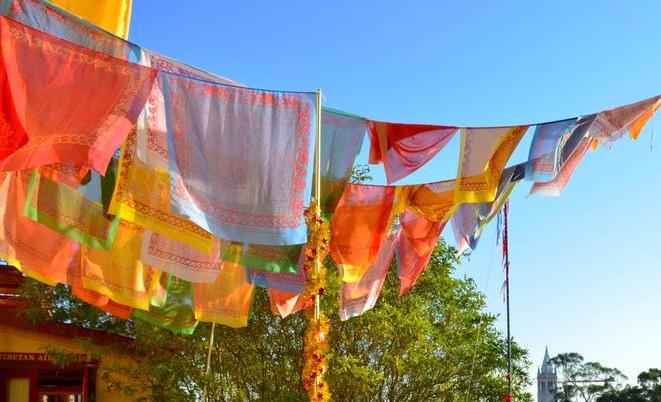 Bandeiras de Preces para a Paz Mundial: Seja um voluntário!