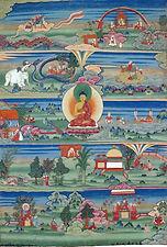Bhutanese_painted_thanka_of_the_Jataka_T