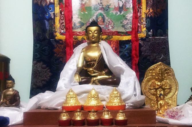 Venha praticar em Janeiro e Fevereiro. Férias com Kum Nye e Meditação.