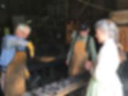 Blacksmith Shop in Coloma