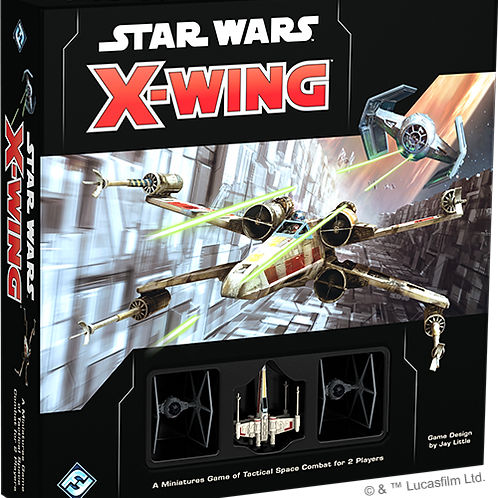 Star Wars X-Wing Core Set 2nd Edition